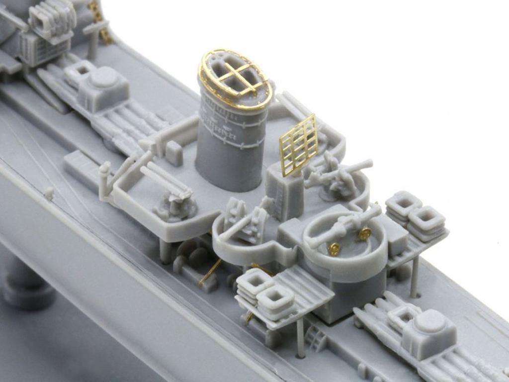 German Z-39 Destroyer (Vista 11)