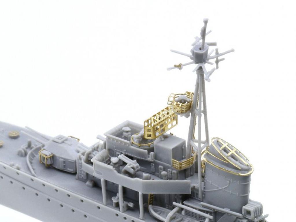 German Z-39 Destroyer (Vista 9)