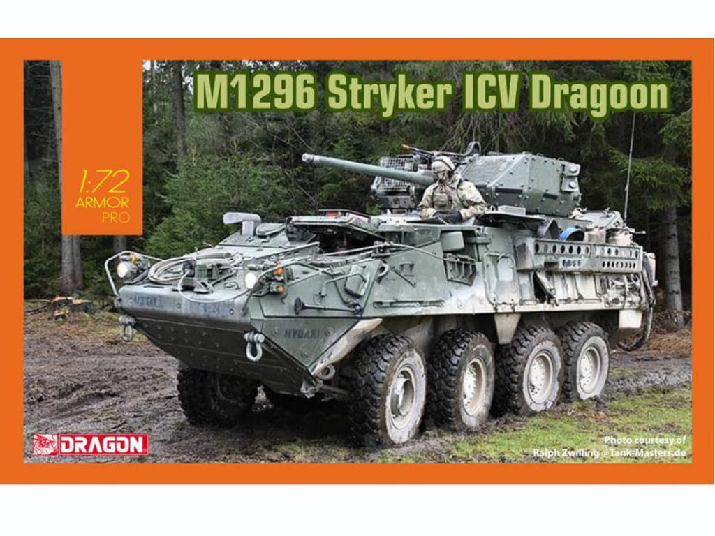 M1296 Stryker ICV Dragoon (Vista 1)