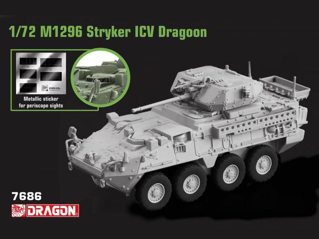 M1296 Stryker ICV Dragoon (Vista 7)