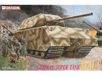 German Super Tank Maus (Vista 2)