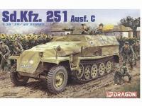 Sd.Kfz.251/1 Ausf.C (Vista 2)