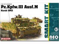 Pz.Kpfw.III Ausf.M Kursk 1943 (Vista 4)