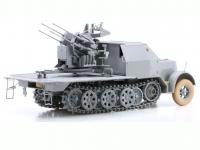 Sd.Kfz.7/1 2cm Flakvierling 38 w/Armor C (Vista 12)