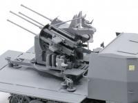 Sd.Kfz.7/1 2cm Flakvierling 38 w/Armor C (Vista 13)