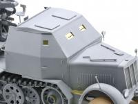 Sd.Kfz.7/1 2cm Flakvierling 38 w/Armor C (Vista 14)