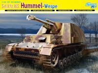 Autopropulsado alemán Sd.Kfz.165 Hummel- (Vista 8)
