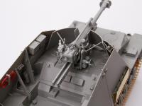 Autopropulsado alemán Sd.Kfz.165 Hummel- (Vista 9)