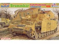 Strumpanzer IV Brummbar Sd.Kfz.166 Early (Vista 6)