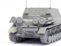 Strumpanzer IV Brummbar Sd.Kfz.166 Early (Vista 9)