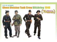 Ghost Division Tank Crew Blitzkrieg 1940 (Vista 3)