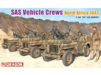 Dotación para Jeep SAS Africa 1942 (Vista 3)