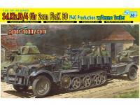 Sd.Kfz.10/4 Fur 2cm FlaK 1940 Prod. w/ A (Vista 6)
