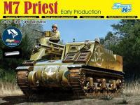 U.S. M7 Priest Early Production (Vista 3)