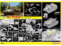 U.S. M7 Priest Early Production (Vista 4)