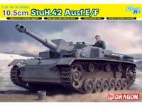 10.5cm stuH42 Ausf.E/F (Vista 7)
