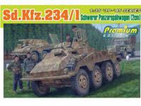 Sd.Kfz.234/1 schwerer Panzerspahwagen (Vista 5)