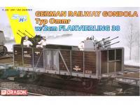 German Railway Gondola Typ Ommr w/2cm Fl (Vista 2)