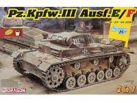 Pz.Kpfw.III Ausf.E/F (Vista 2)