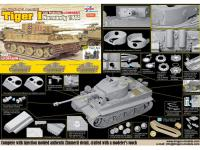 Tiger I Late Production w/Zimmerit Normandy 1944 (Vista 4)