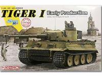 Tiger I Early Production Battle of Kharkov (Vista 2)