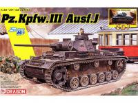 Panzer III Ausf.J inicial (Vista 3)