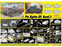 Panzer III Ausf.J inicial (Vista 4)
