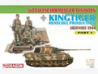 Fallschirmjager Division + Kingtiger (Vista 3)