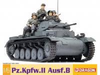 Panzer II Ausf. B (Vista 3)