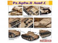 Panzer II Ausf C (Vista 4)