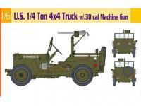 U.S. Jeep 1/4 Ton 4x4 Truck  (Vista 3)
