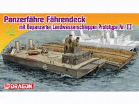 Panzerfähre Fährendeck mit Gepanzerter L (Vista 2)