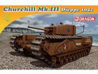 Churchill Mk.III, Dieppe 1942 (Vista 3)