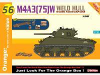 M4 A3 (75) W Weld Hull (Vista 2)