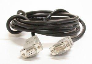 Cable Serie 1.80m. para conexión de cue  (Vista 1)