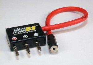 Conector compacto macho con cable silico  (Vista 1)