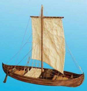 Viking KNARR 11th century   (Vista 1)