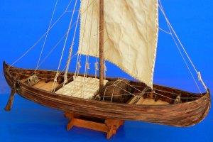 Viking KNARR 11th century   (Vista 3)