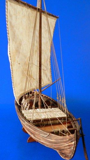 Viking KNARR 11th century   (Vista 4)