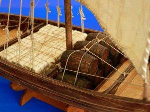 Viking KNARR 11th century   (Vista 5)
