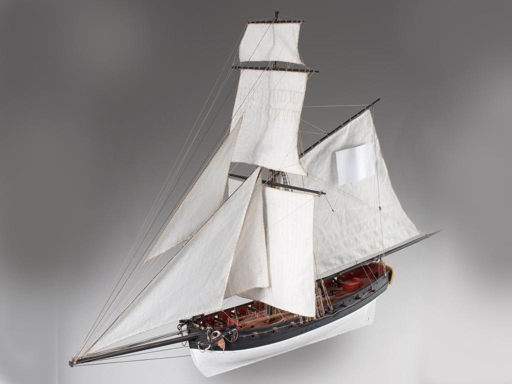 Le Cerf, 1779-1780   (Vista 1)