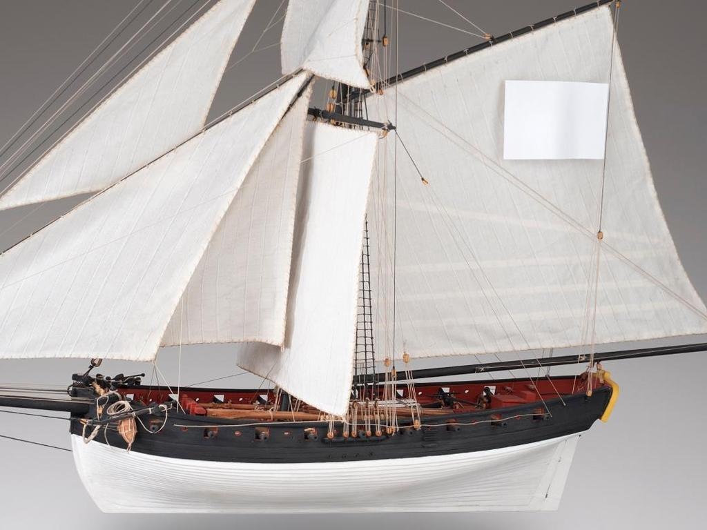 Le Cerf, 1779-1780   (Vista 3)