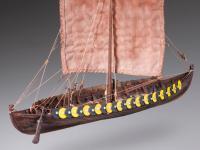 Barco Vikingo GOKSTAD, siglo IX (Vista 10)