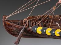 Barco Vikingo GOKSTAD, siglo IX (Vista 13)