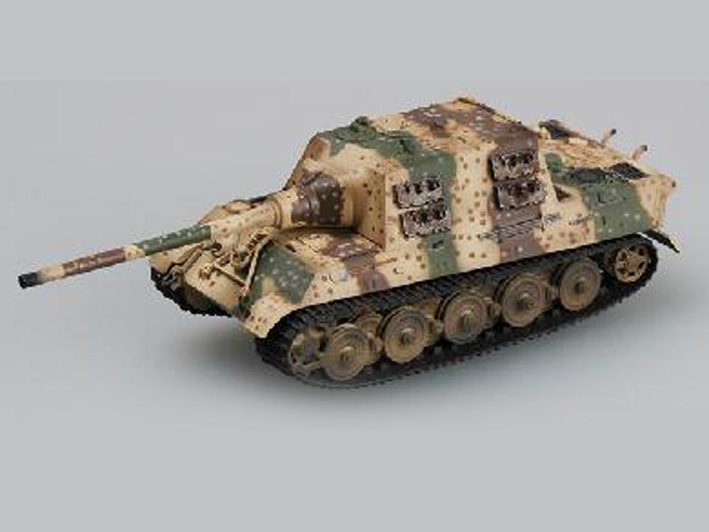 Jagdtiger Henschel S.PZ.JAG.ABT.653 (Vista 1)