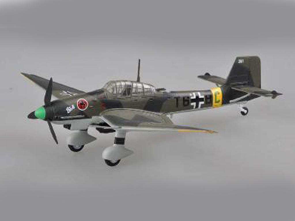 Junkers JU87D-1 2./STG.2 1942 (Vista 1)
