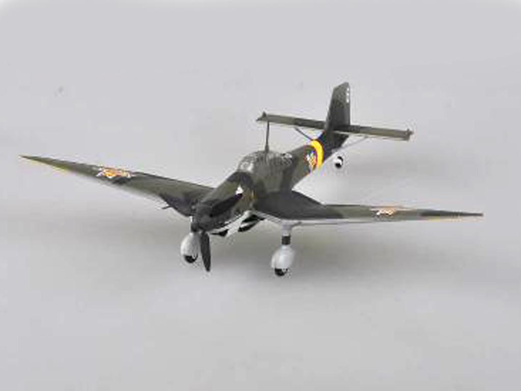 Junkers JU87D-3 – Royal Romanian Air Force 1943 (Vista 1)
