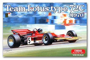 Lotus Type 72C 1970  (Vista 1)