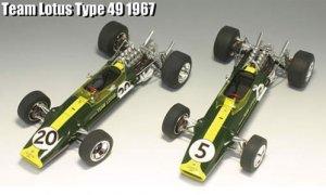 Team Lotus Type 49 1967  (Vista 3)