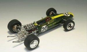 Team Lotus Type 49 1967  (Vista 4)